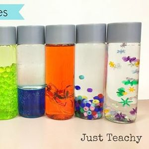 Make & Take Sensory Bottles