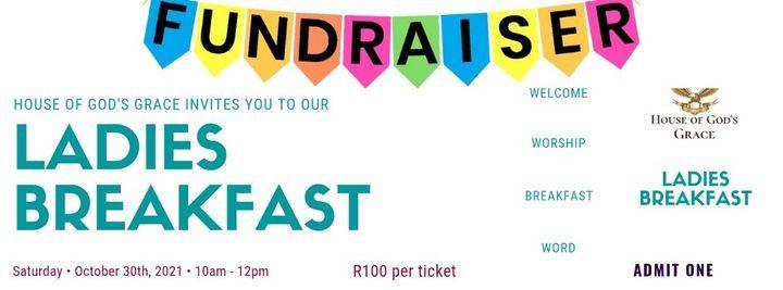 Ladies Breakfast Fundraiser, 30 October | Event in Stellenbosch | AllEvents.in