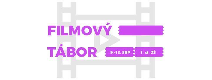 Filmový tábor (ZDARMA), 9 August | Event in Olomouc | AllEvents.in