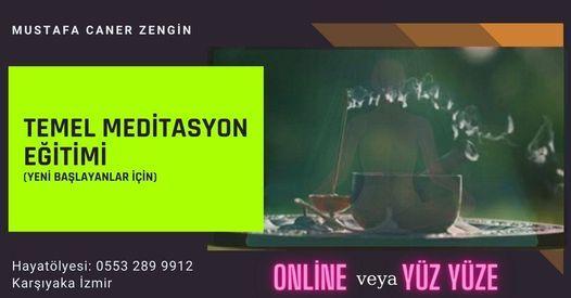 Temel Meditasyon Eğitimi | Event in Karşıyaka | AllEvents.in