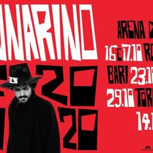 Mannarino live a Roma  16-17 ottobre