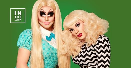 Trixie & Katya Live Melbourne, 17 July   Event in South Wharf   AllEvents.in
