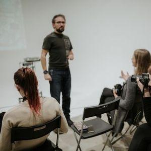 Fotografijos seminaras aliems Vilniuje