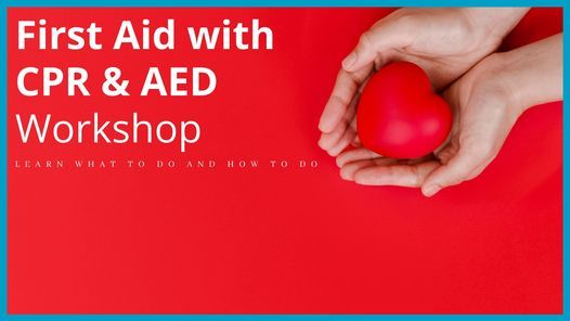 First Aid, CPR & AED workshop, 22 May | Event in Karachi | AllEvents.in