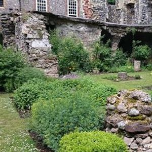 Turn End Trust Talk Canterbury Cathedral gardens and grounds through...