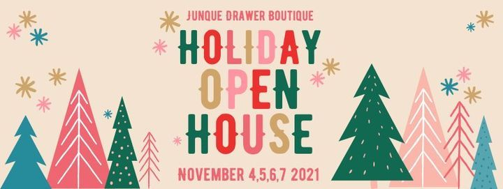 Junque Drawer Holiday Open House, 4 November | Event in Olathe | AllEvents.in