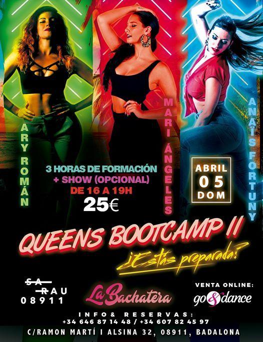 Queens Bootcamp II