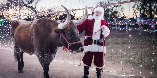 Boerne Christmas 2020 Old West Christmas Light Fest 2020, Enchanted Springs Ranch