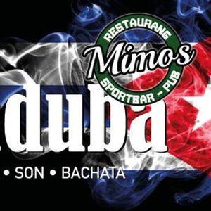 Cubaduba Danceclub p Mimos i Falun