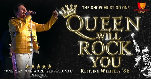 Queen Will Rock You!, 24 April   Event in Machynlleth   AllEvents.in