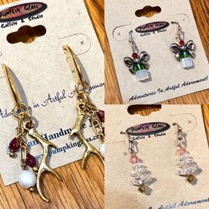 Holiday Earrings Make & Take 1130