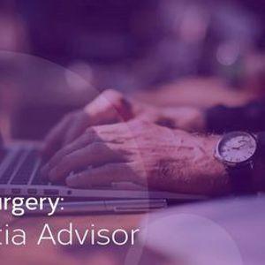 Online Surgery - Dementia Advisor