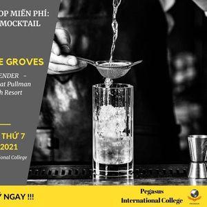 Free Workshop  Pha ch Mocktail ti Pegasus
