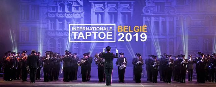 Internationale Taptoe Belgi - Oostende