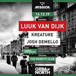 Luuk Van Dijk  Grim Up North  Mission Leeds