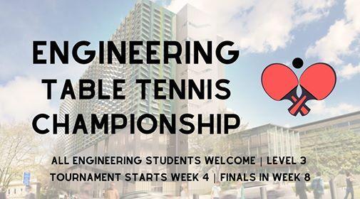 AUES Presents Table Tennis Championship Finals Week