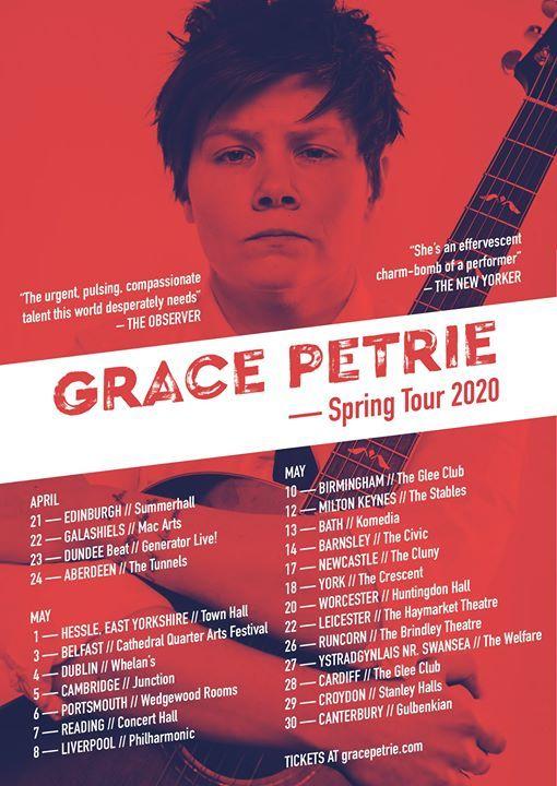 Grace Petrie  Cambridge Junction
