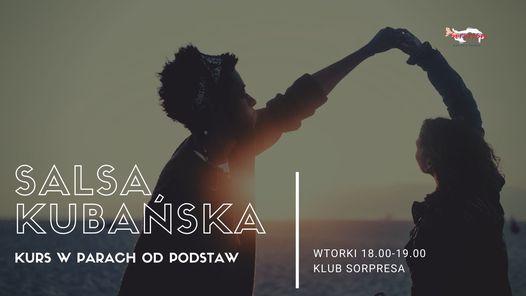 Salsa kubańska w parach - od podstaw, 9 March | Event in Eisenhüttenstadt | AllEvents.in