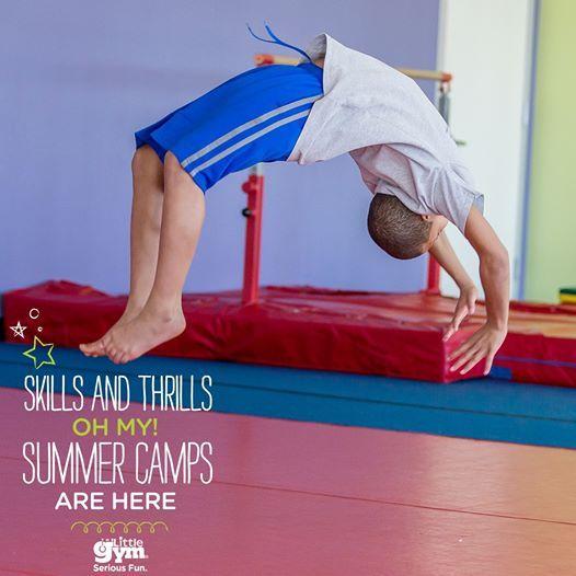 Skill Thrill Gymnastic Camp 6-8pm