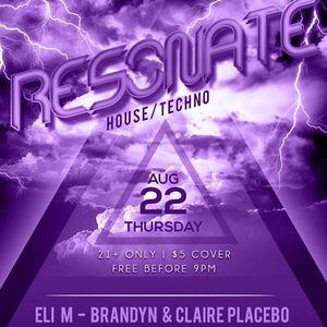 13 Resonate ft. Eli M Brandyn & Claire Placebo