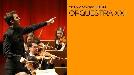 Orquestra XXI, 25 July | Event in Porto | AllEvents.in