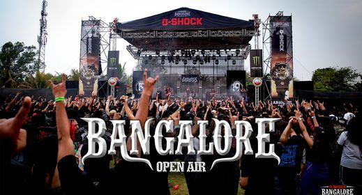 Bangalore Open Air 2021, 4 December   Event in Bangalore   AllEvents.in