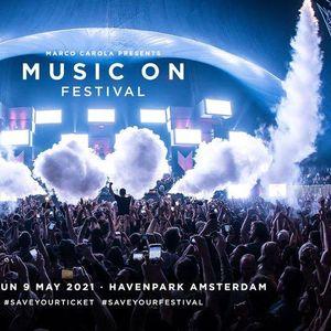 Music On Festival 2021  Weekend