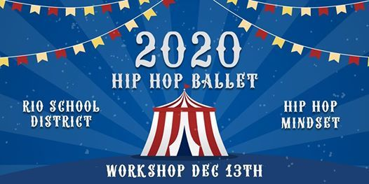 Events For Memorial Weekend 2020 In California.2020 Hip Hop Ballet Workshop At Rio Del Sol Steam School Oxnard