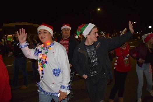 Pageantry of Lights Christmas Night Parade