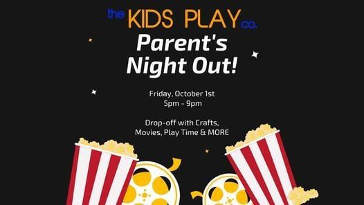 Parents Night Out, 1 October | Event in Richardson | AllEvents.in