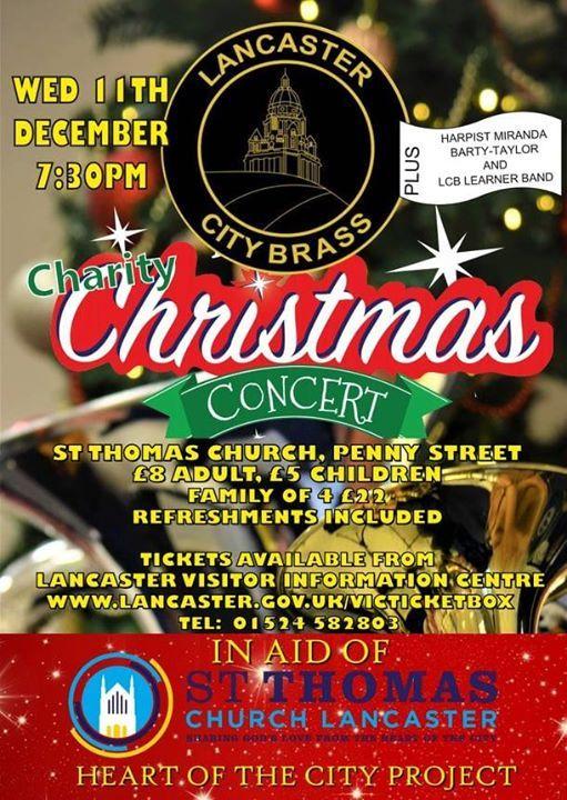Christmas Charity Concert