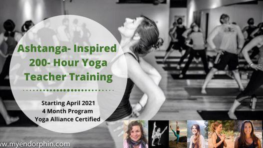 Ashtanga-Inspired 200 hour Yoga Teacher Training, 1 April | Event in Durango | AllEvents.in