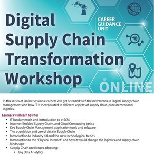 Digital Supply Chain Transformation Workshop