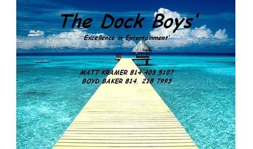 The Dock Boys @ Shoreline Grill at Courtyard by Marriott