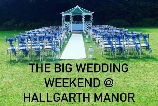 The Big Wedding Weekend at Hallgarth Manor!, 17 April | Event in Durham | AllEvents.in