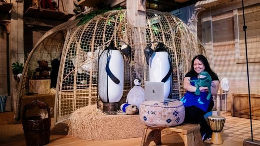 Online Family Program   Story Time—Live from Noah's Ark!, 27 June   Online Event   AllEvents.in
