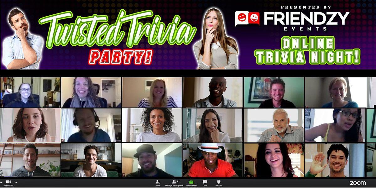 Online Zoom Trivia Night | Online Event | AllEvents.in