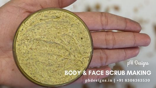 Body & Face Scrub Making | Online Event | AllEvents.in