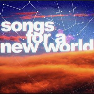 AUDITIONS - Songs For a New World