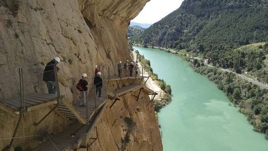 Caminito Del Rey, 2 October | Event in Lisbon | AllEvents.in