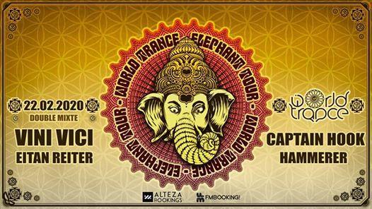 World Trance - Elephant Tour w Vini Vici & More