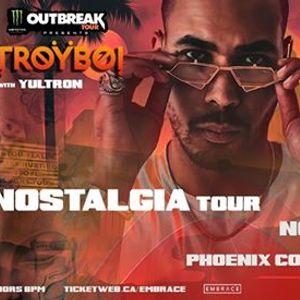 TroyBoi at The Phoenix Concert Theatre - Toronto