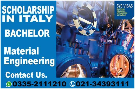 Scholarship In Italy 2021, 30 November | Event in Karachi | AllEvents.in