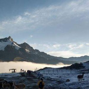 Trekking al Nevado Rajuntay