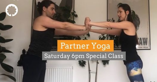 Partner Yoga with Olga & Pav | Event in Cheltenham | AllEvents.in