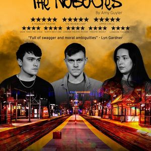 The Nobodies at The Old Joint Stock Theatre Birmingham