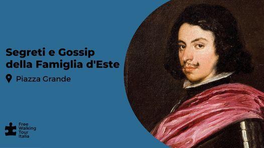 SEGRETI E GOSSIP DELLA FAMIGLIA D'ESTE, 9 June | Event in Modena | AllEvents.in