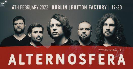 Alternosfera - Dublin - Button Factory, 6 February | Event in Dublin | AllEvents.in