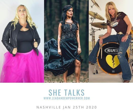 Lead & Empower Her SHE TALKS