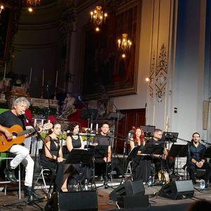 Eugenio Bennato & Le Voci del Sud in concerto - Roma Auditorium Parco della Musica